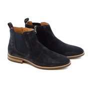 Tommy Hilfiger Essential Suede Chelsea Boot Midnight
