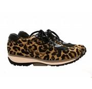 Xsensible Stretchwalker England Black Leopard