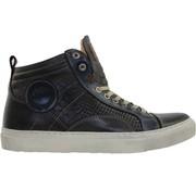 Australian Hoge Sneakers Castagno Blue