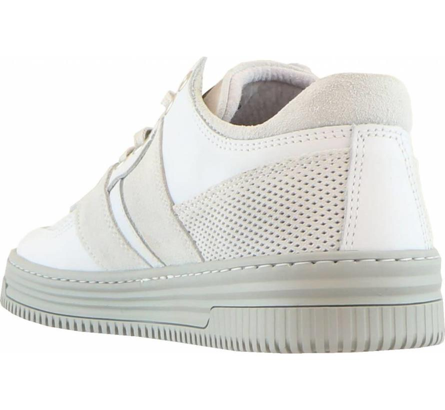 Sneaker White Grey
