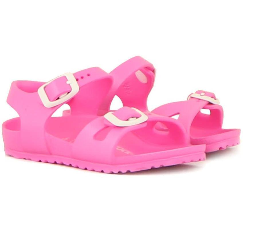 Rio Eva Kids Neon Pink