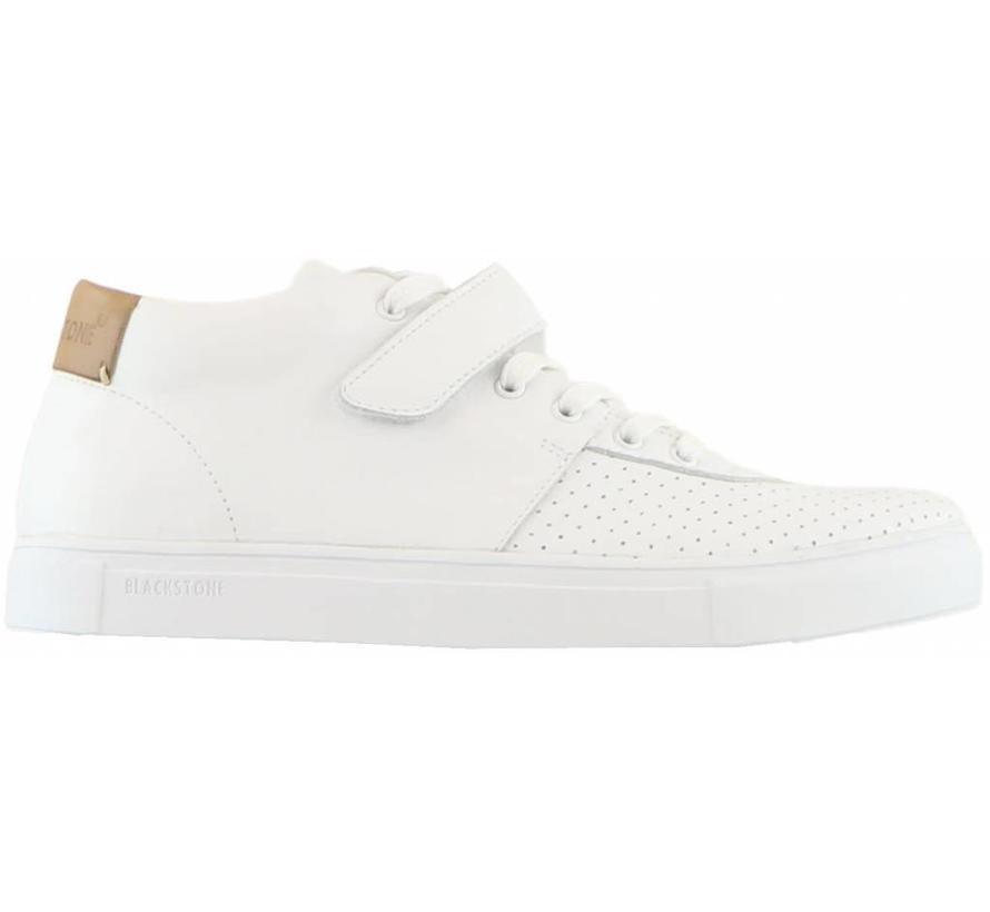 Hoge Sneaker White Perfo