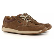 Clarks Veterschoen Brown Tumb