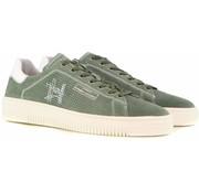 Cruyff Sneaker Joan Green Suede