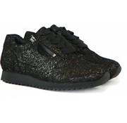 Hassia Sneaker Zwart Pixel