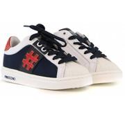 Pinocchio Sneaker Dark Blue White Red