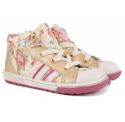 Shoesme Extreme Flex Veter Gold Flowers