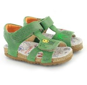 Shoesme Sandaal Green Smiley
