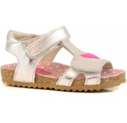 Shoesme Sandaal Silver Pink