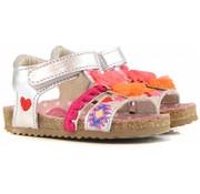 Shoesme Sandaal Zilver Multi