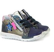 Shoesme Sneaker Run Flex Marino