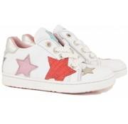Shoesme Urban Sneaker White Stars