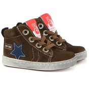 Shoesme Urban Veter Brown Ster