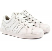 Twins Sneaker White Leather