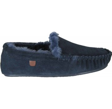 Warmbat Mocassin Dark Navy