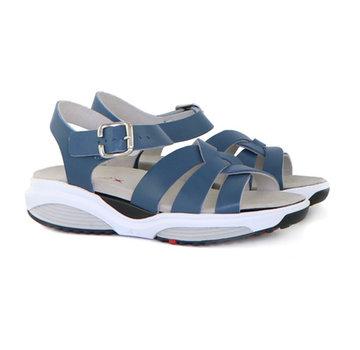 Xsensible Stretchwalker Sandaal Rhodos Jeans