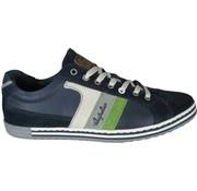 Australian Sneaker Blue-White-Green