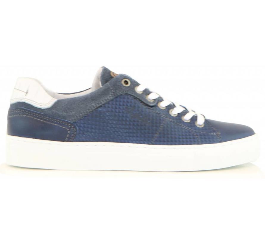 Sneaker Blue White