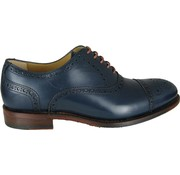 Berwick Veter Navy Semi Broque
