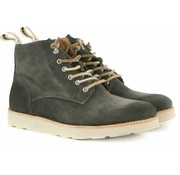 Blackstone Veterboot Off Blue Graphit