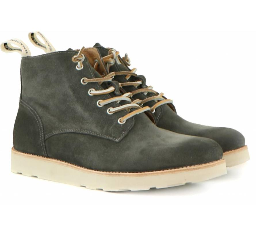 Veterboot Off Blue Graphit
