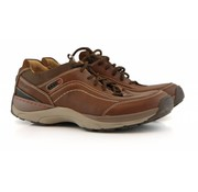 Clarks Lage Veterschoen Brown