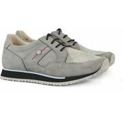 Wolky Sneaker Walk Grey Stretch Combi