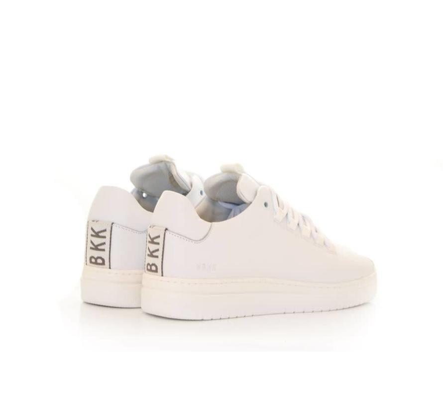 Yeye Loops White Leather