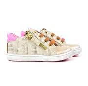 Shoesme Urban Sneaker Gold
