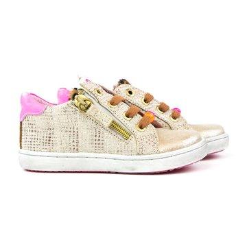 Shoesme Urban Sneaker Gold