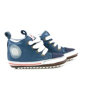 Shoesme Babyproof Hoge Veter Blue