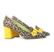 Lilian Pump Leopardo Piallo