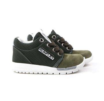 Shoesme Run Flex Sneaker Army