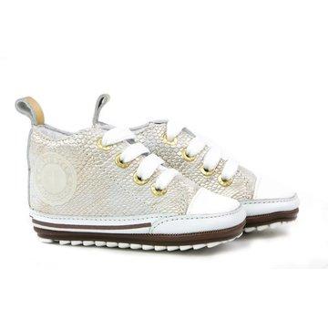 Shoesme Babyproof Hoge Veter Gold