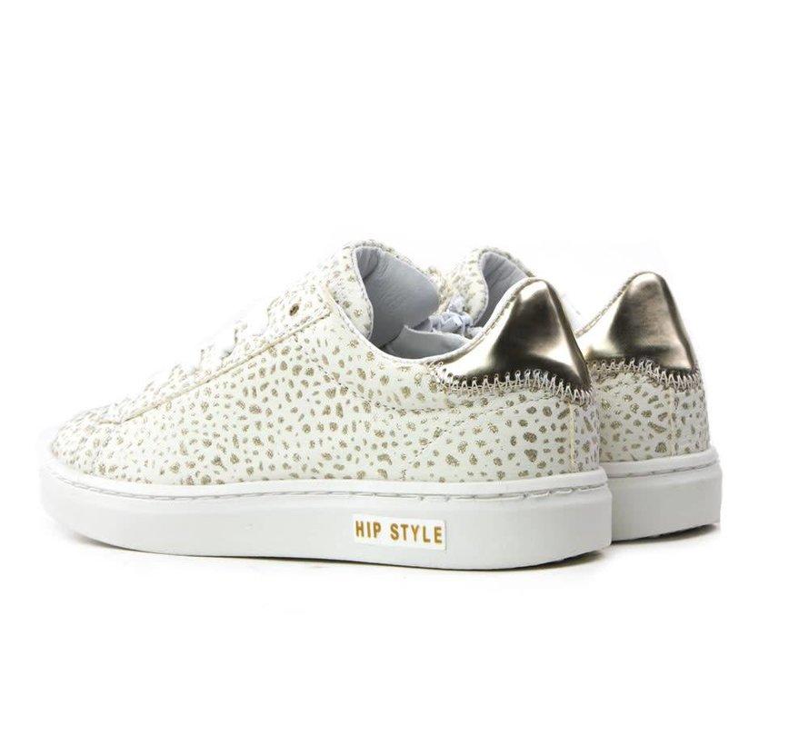 Hip Sneaker White Platina Print