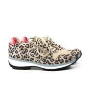 Xsensible Stretchwalker Sneaker Jersey Leopard