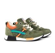 Develab Sneaker Suede Forest