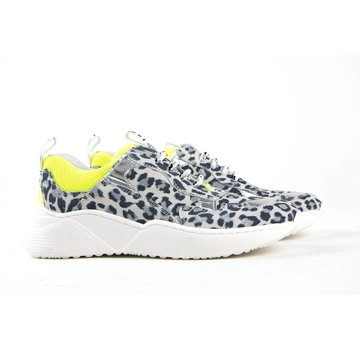 CLIC Sneaker Print Pardal Blanco