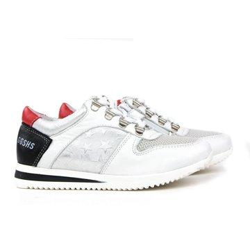 GIGA Sneaker Velvet White