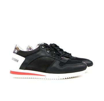 GIGA Sneaker Velvet Nero