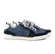 Australian Sneaker Brad Blue White