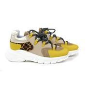 Toral Sneaker Mais Bambi Beige