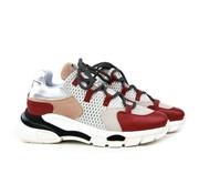 Toral Sneaker Rojo Off White