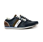 Australian Sneaker Cornwall Blue Tan