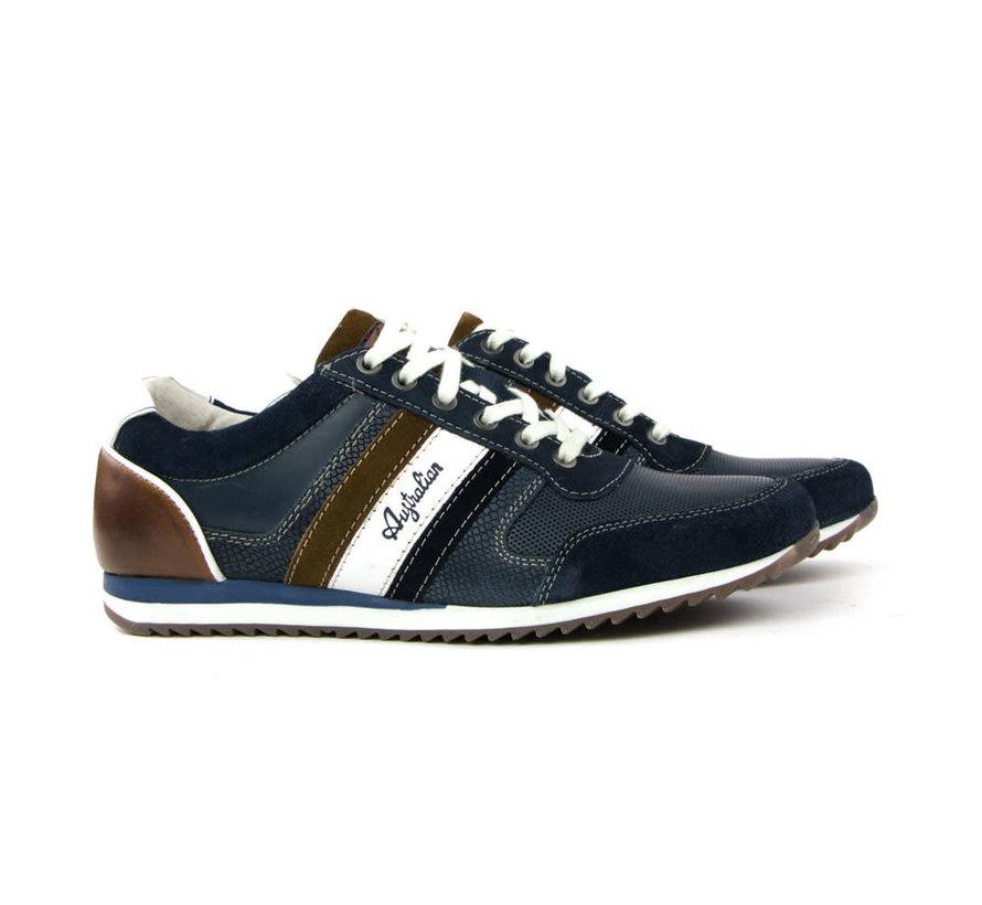 Sneaker Cornwall Blue Tan