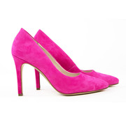 Paul Green Pump Samtziege Pink