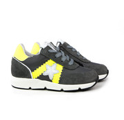 Pinocchio Sneaker Grey Yellow