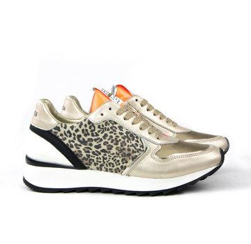 HIP Sneaker Leopard Platina