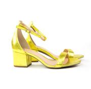 SPM Irin Sandal Metallic Yellow