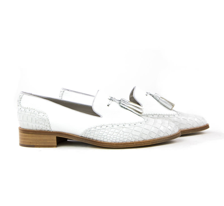 Loafer Kenton Latte Chester White